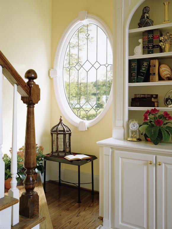 Gorgeous Oval Window