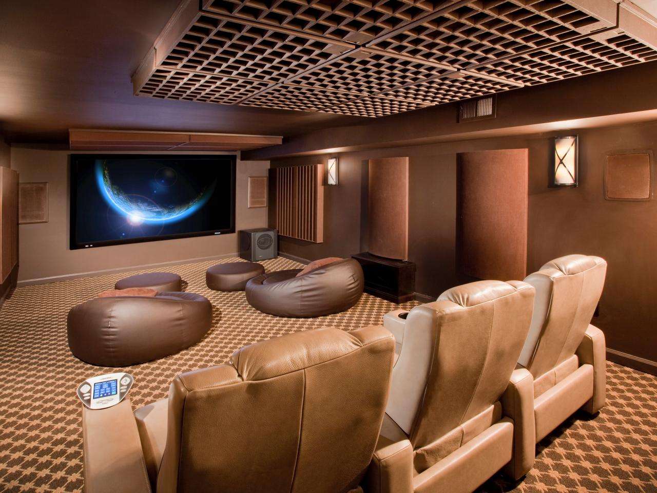 Building a home theater pictures options tips ideas for 9 ft wide living room