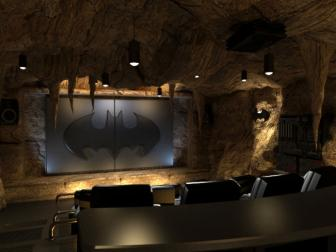 holy theater - Home Theater Design Plans