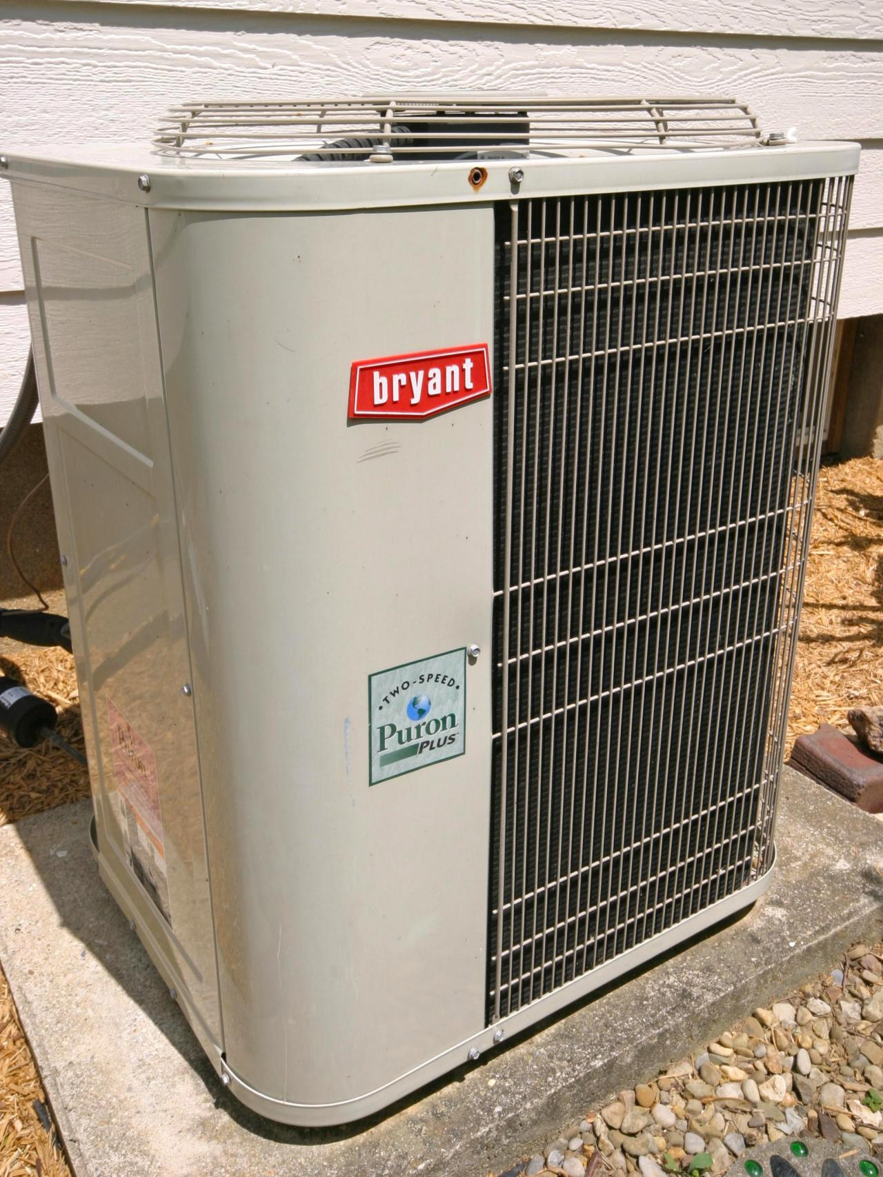 Replace old heating and air unit with new efficient hvac for Best heating system for new home