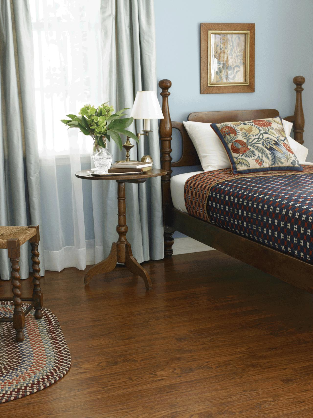 Best flooring option pictures 11 ideas for every room for Bedroom flooring options