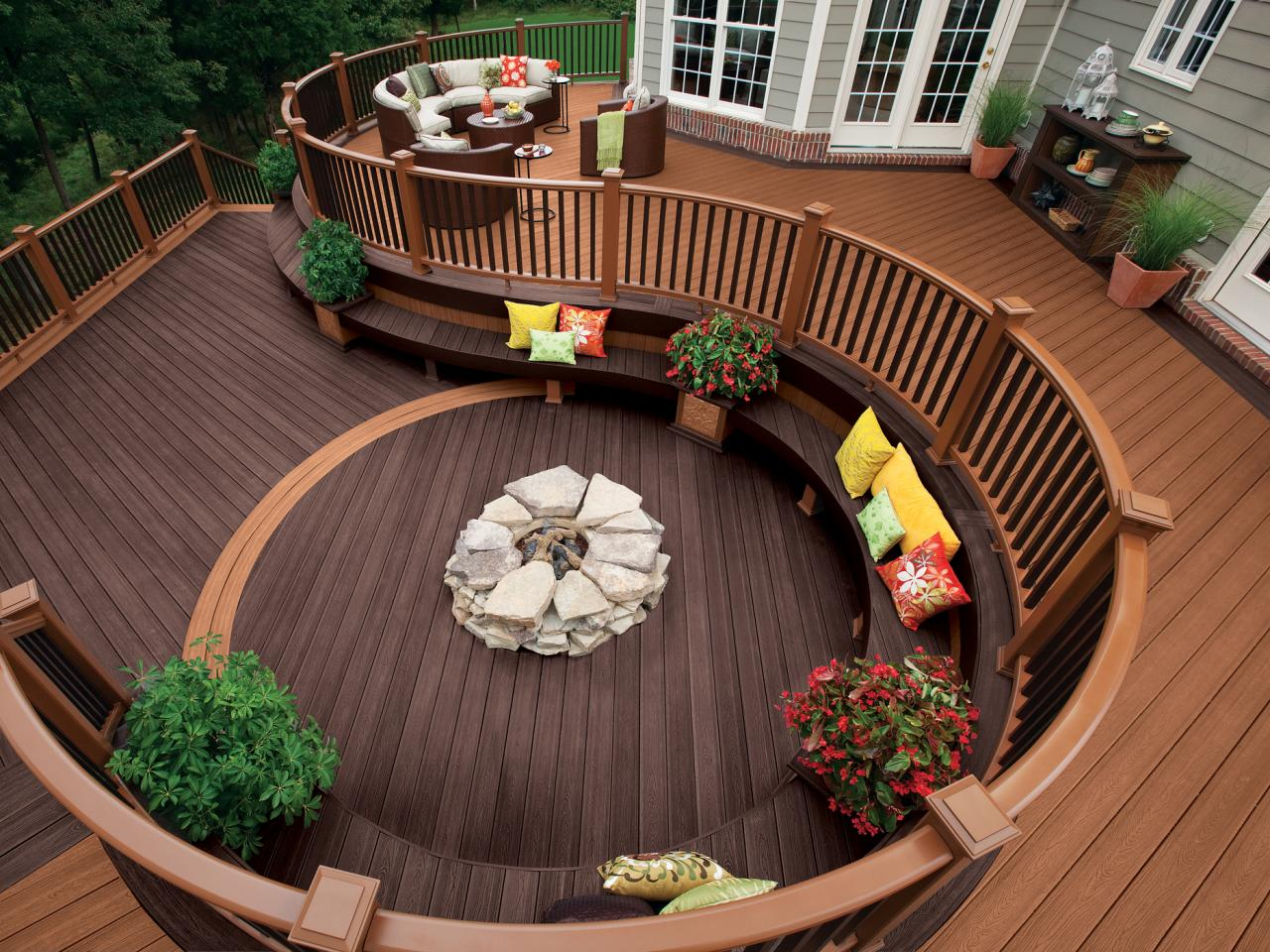 decks design ideas - Patio Decks Ideas