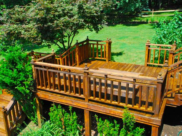 Garden Design: Garden Design with Patio Design Ideas and Deck ...