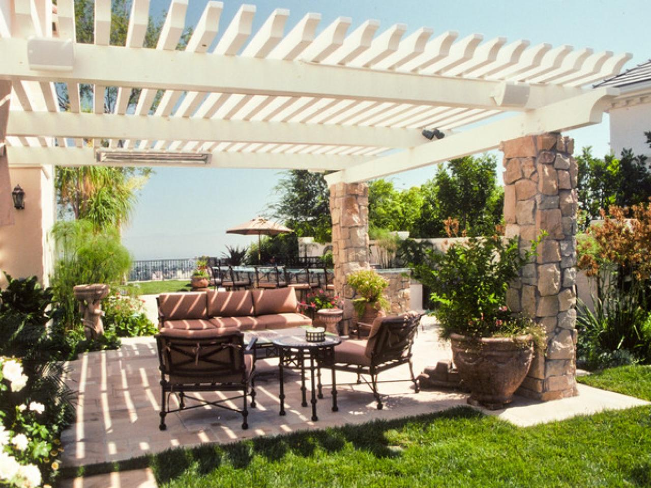 Patio enclosures hgtv Outdoor living areas images