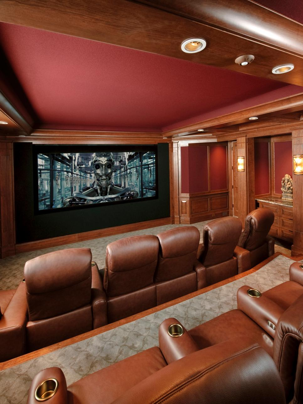 13 High-End Home Theater Designs