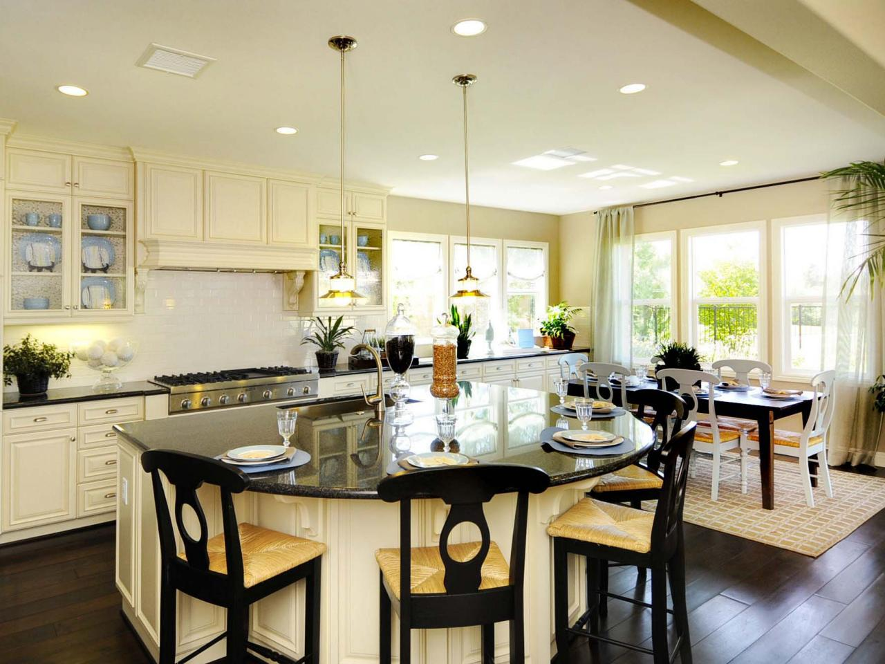 Kitchen Island Design Kitchen Island Design Ideas Pictures Options & Tips  Hgtv