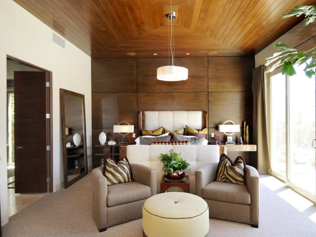 diy wall treatment - Master Bedroom Ceiling Designs