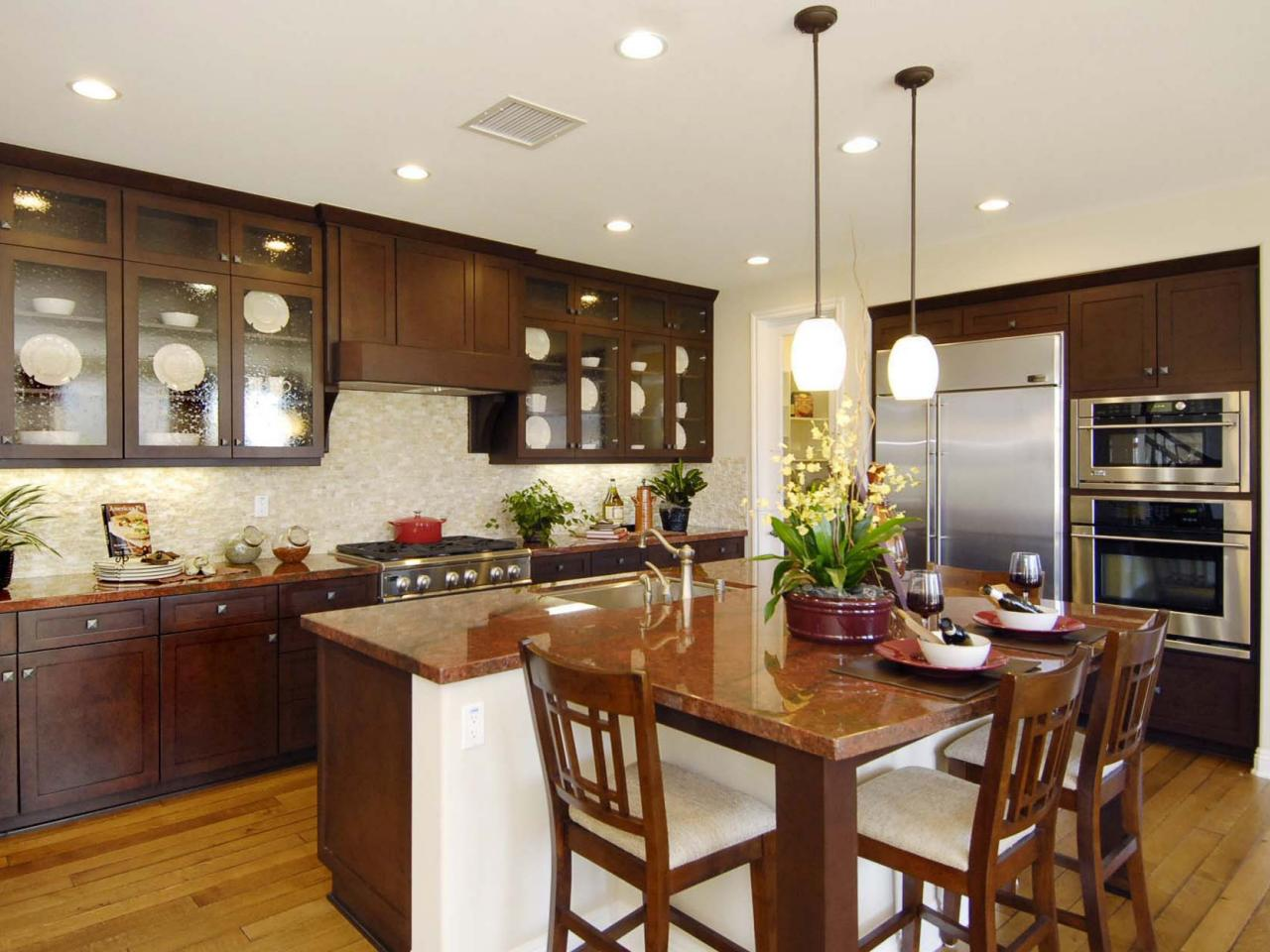 modern kitchen islands kitchen designs choose kitchen layouts remodeling materials hgtv