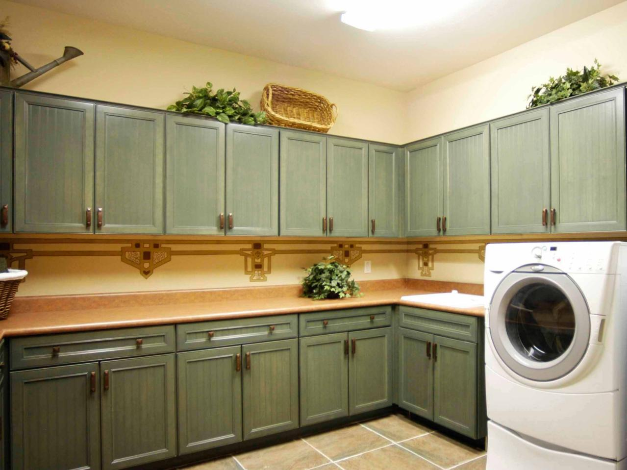laundry room organization and storage ideas: pictures, options