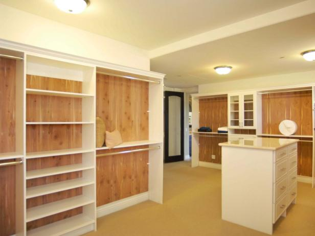 Perfect Closet Built Ins With Cedar Liners