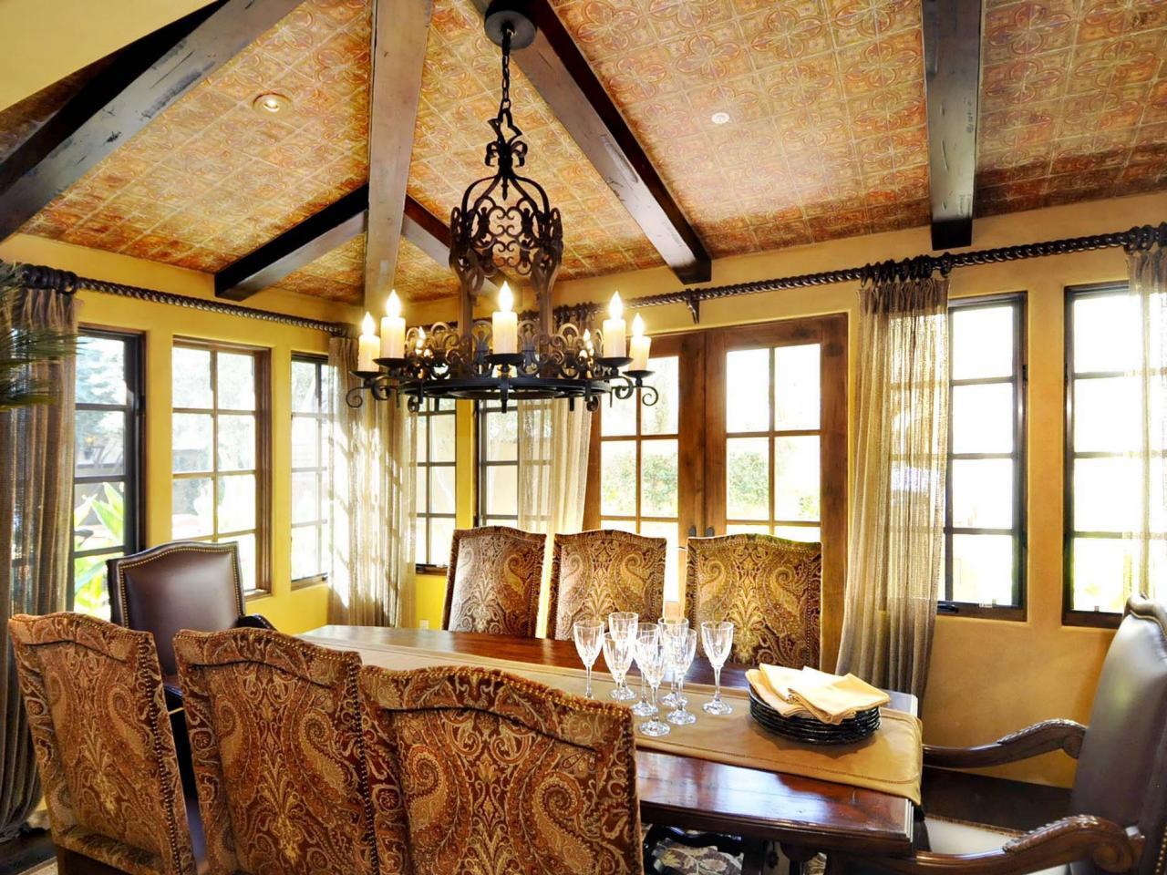 dining room light fixtures under 500 hgtv s decorating design 10 casual rattan