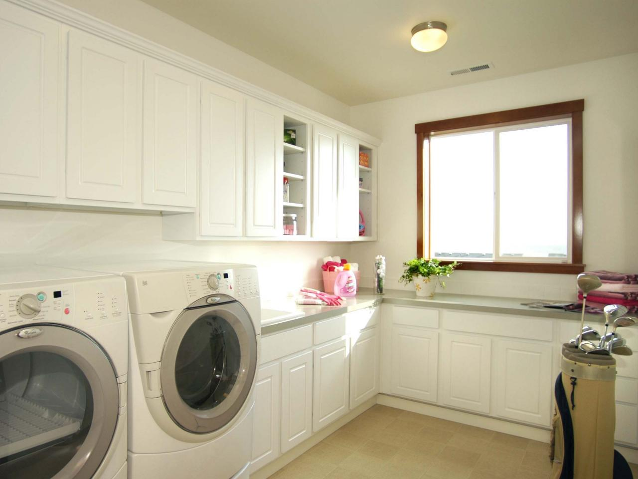 Great Laundry Room Layouts