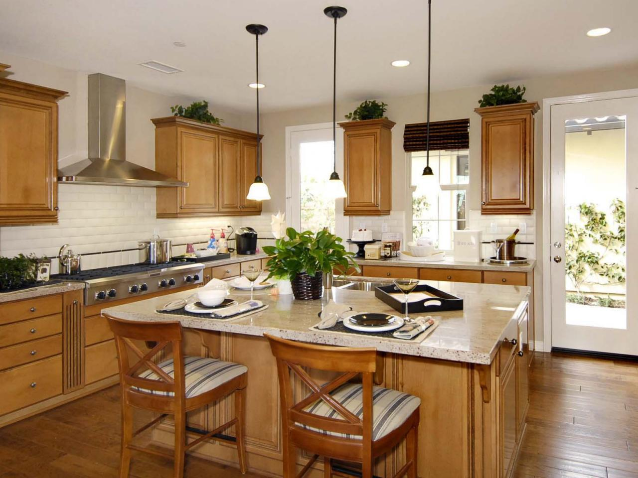 Kitchen Countertops Ideas : Cheap kitchen countertops pictures options ideas hgtv