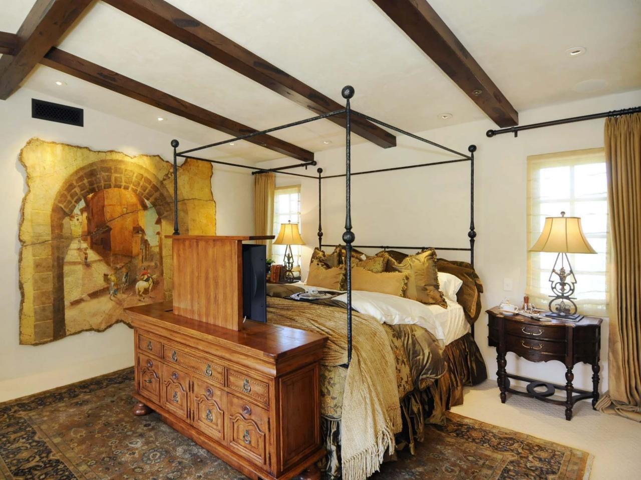 Ceiling Beds Bedroom Ceiling Canopies Pictures Options Tips Ideas Hgtv