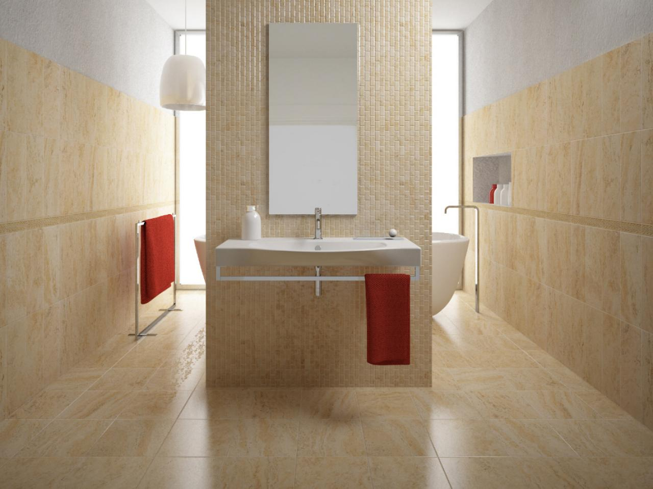 Reasons to choose porcelain tile hgtv elegant durability dailygadgetfo Gallery