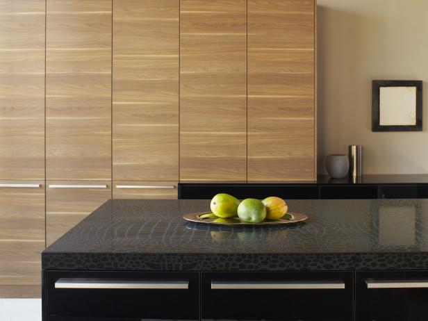 Eco friendly kitchen cabinets hgtv for Eco friendly kitchen products