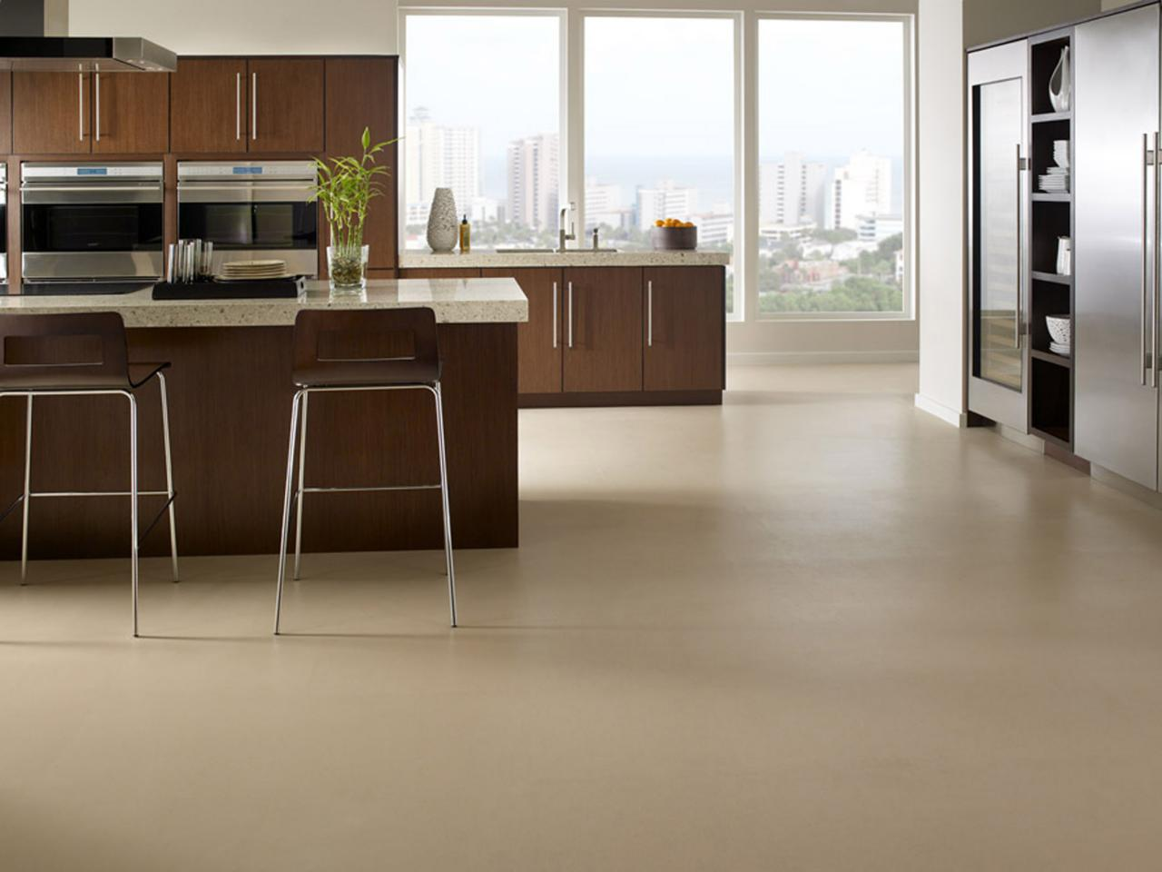 alternative kitchen floor ideas - Modern Kitchen Flooring Ideas