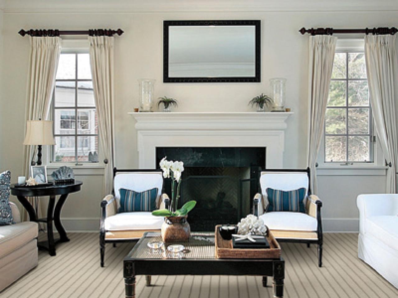 Top Living Room Flooring Options HGTV - Carpet designs for living room