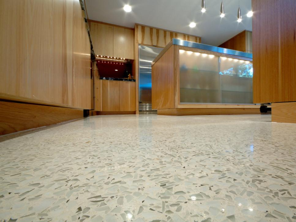 pictures of alternative flooring surfaces hgtv