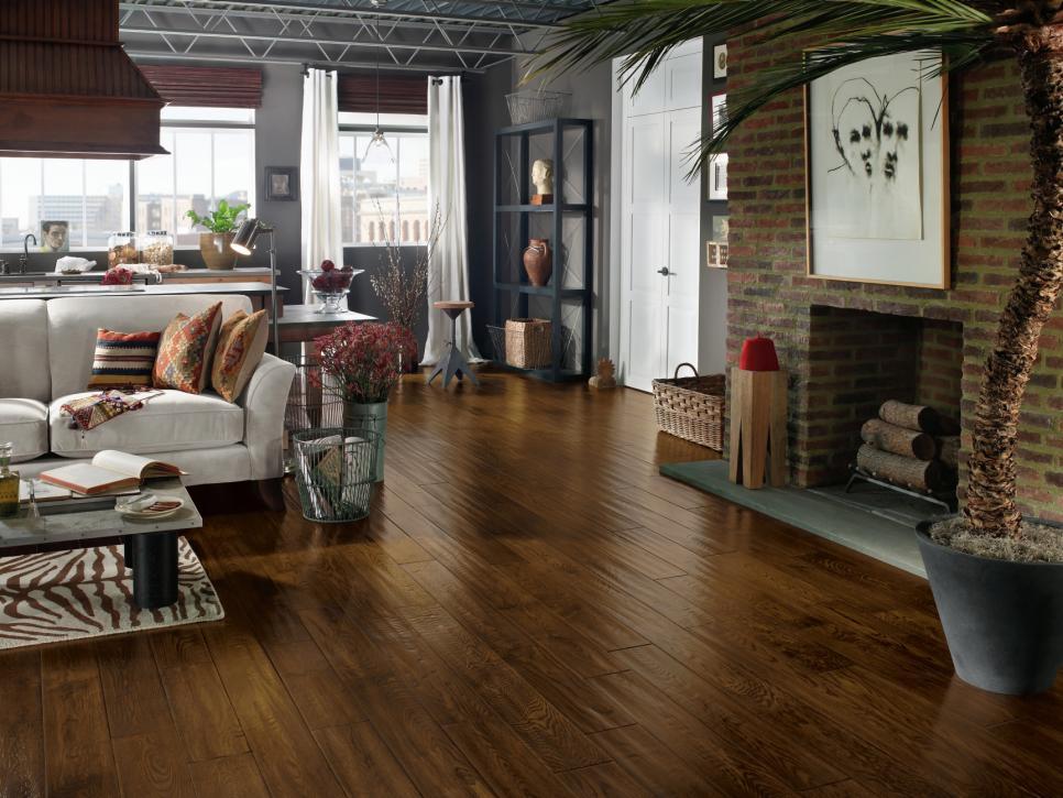 Hardwood floors hgtv - Houses with wood floors ...