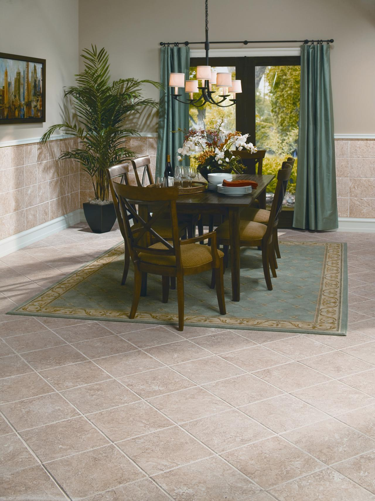 dining room tile flooring. beautiful modern details dining room tile flooring d