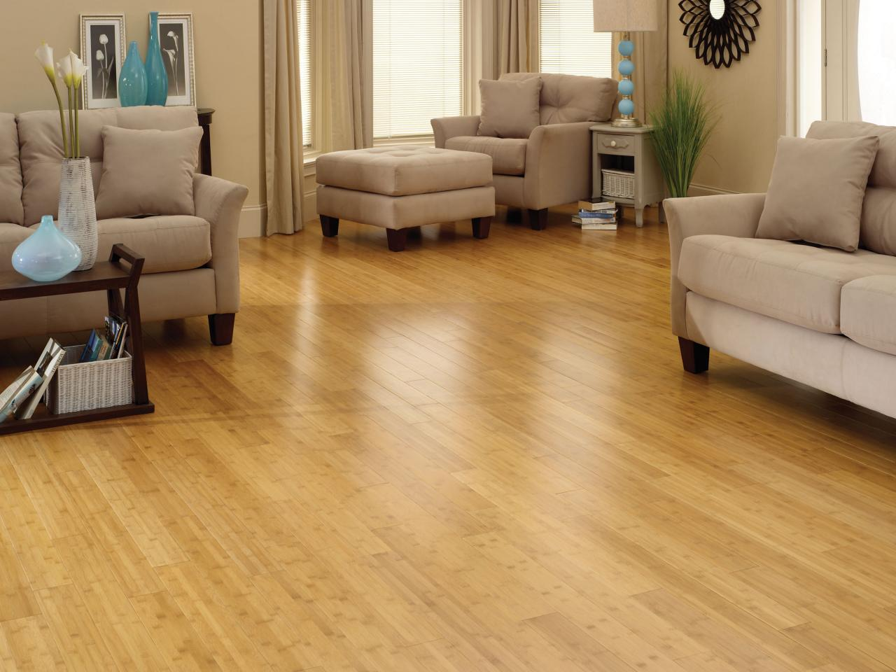 Flooring of grass bamboo hgtv for Flooring recommendations