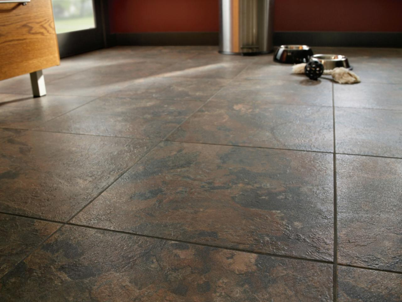 Lino Flooring For Kitchens Not Your Fathers Vinyl Floor Hgtv