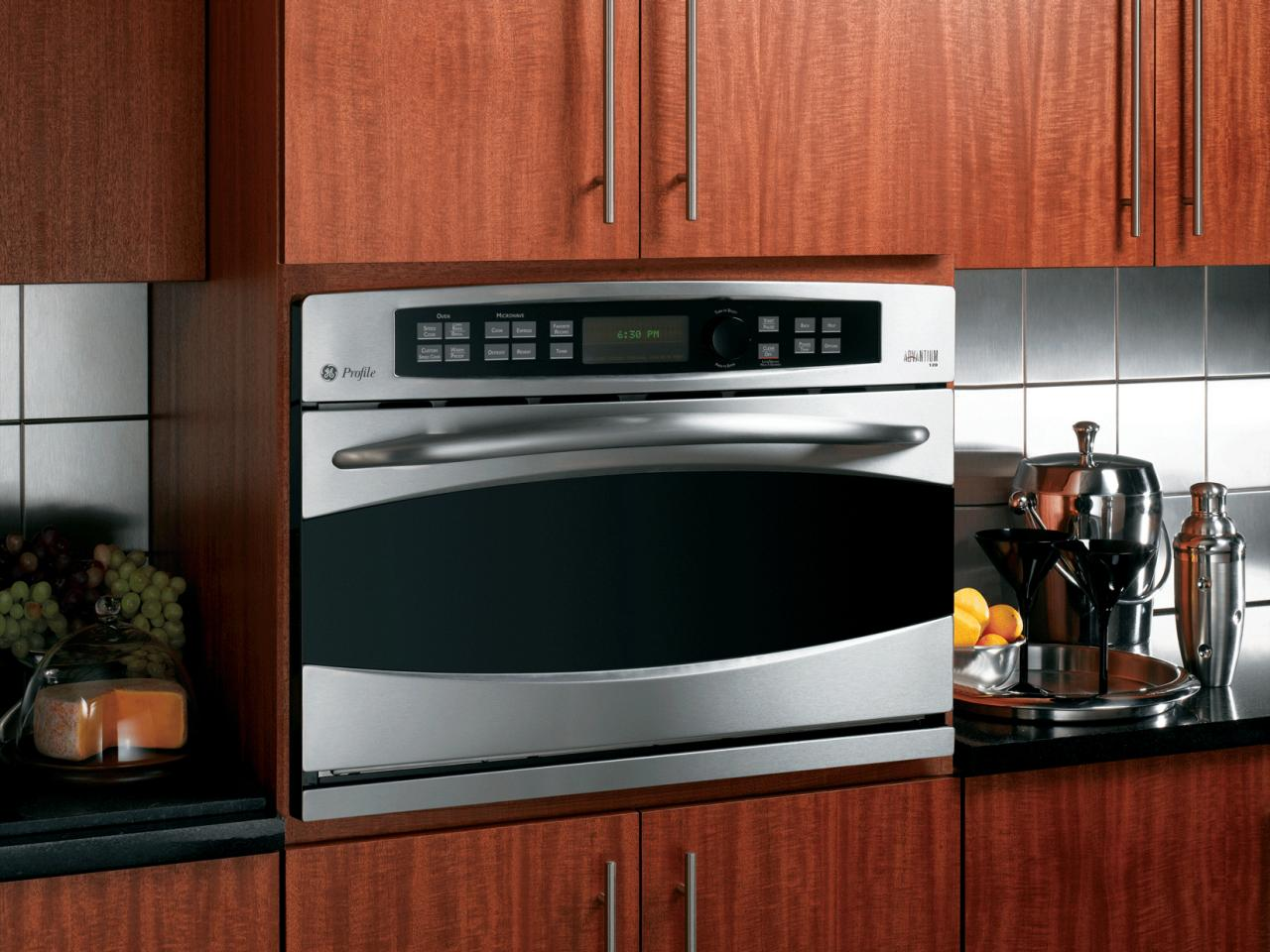 Dealing With Built In Kitchens For Small Spaces Wall Oven Buying Guide HGTV