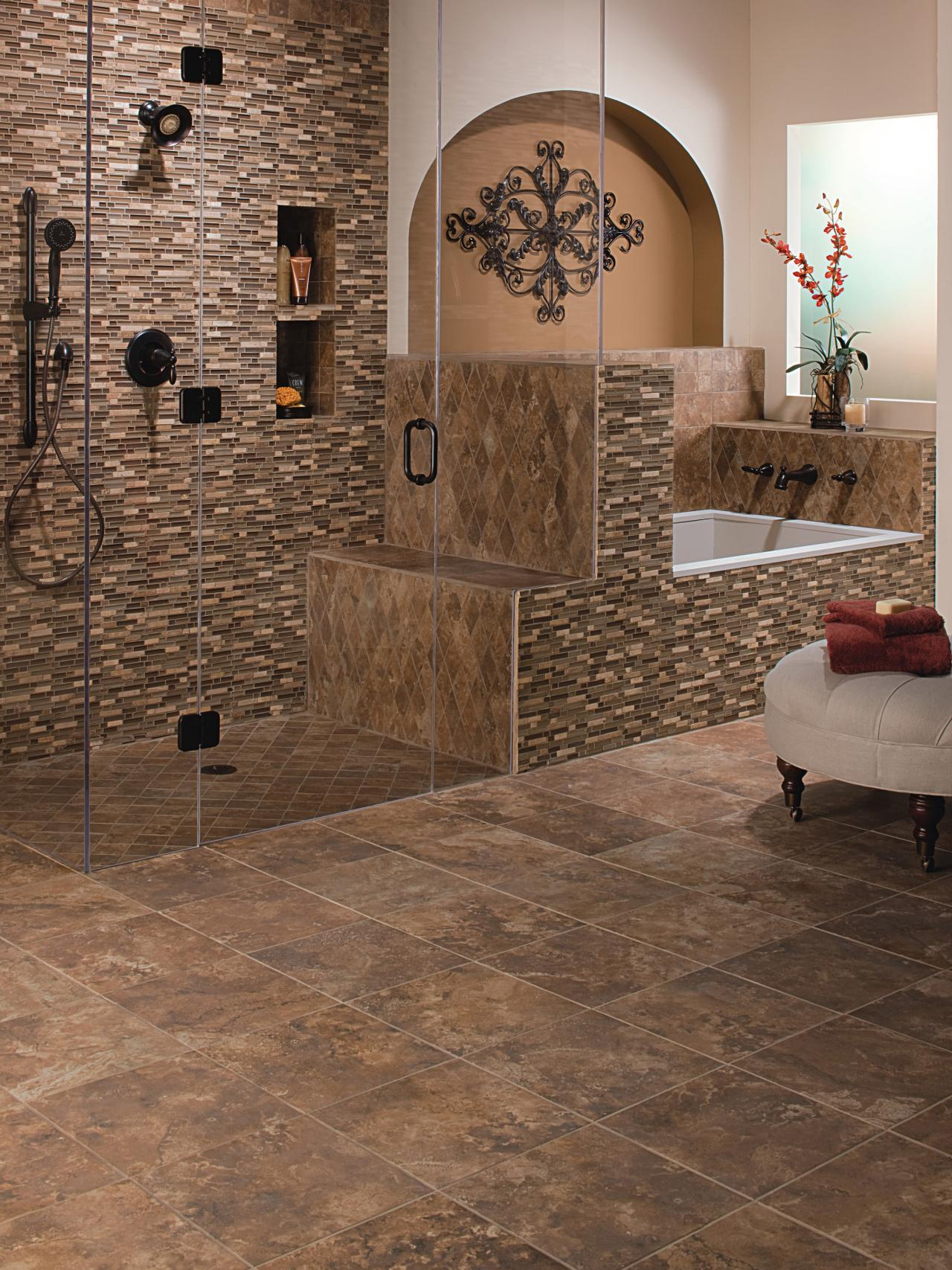 Why homeowners love ceramic tile hgtv luxurious textures dailygadgetfo Gallery