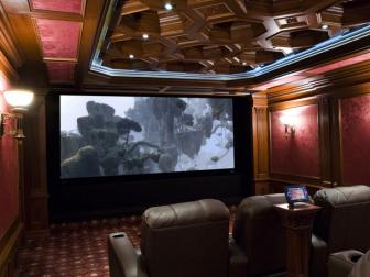 Home Cinema Design Endearing Home Theater Planning Guide Design Ideas And Plans For Media . Inspiration