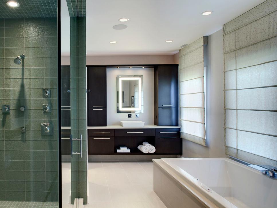 Bathroom Layout Types bathroom types in photos | hgtv