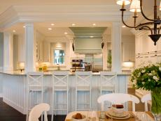 Custom Kitchen Bar Peninsula
