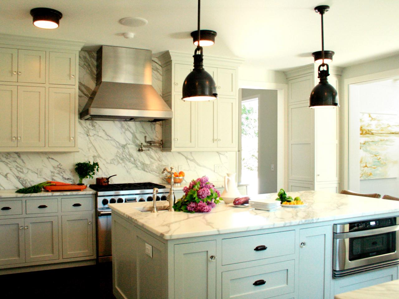 Light Fixture Kitchen How To Choose Kitchen Lighting Hgtv