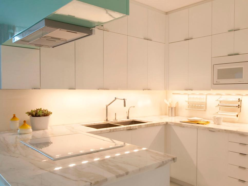 White kitchen ideas for a clean design hgtv for David james kitchen designs