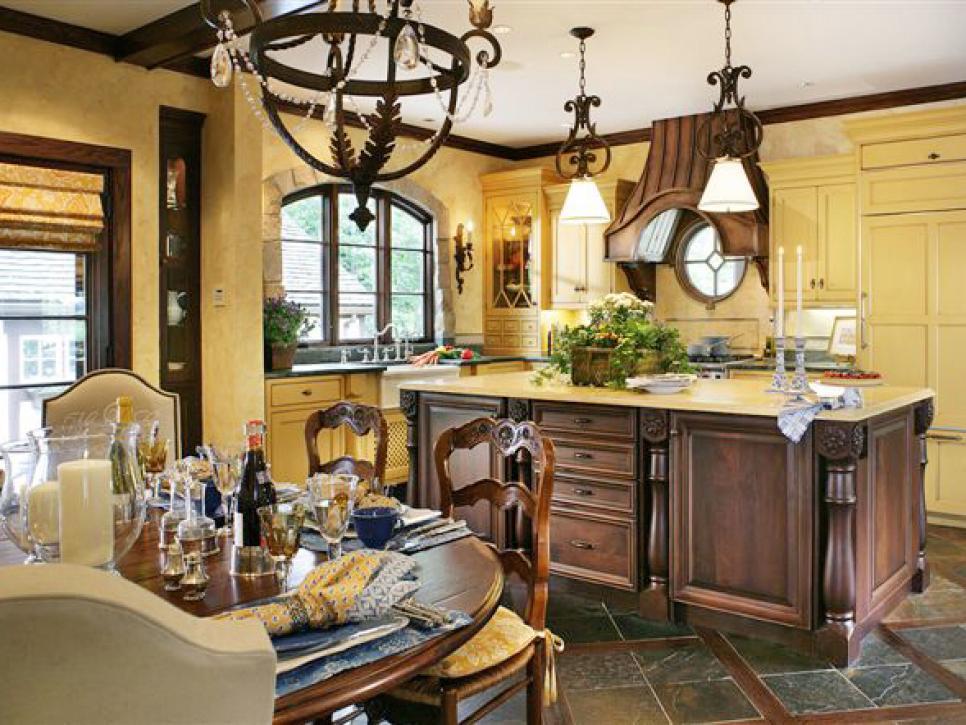 FamilyStyle Kitchens HGTV