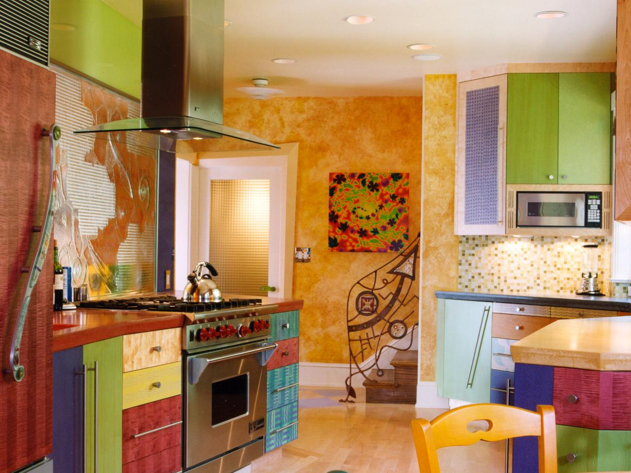 One Wall Kitchen Design One Wall Kitchen Ideas And Options Hgtv