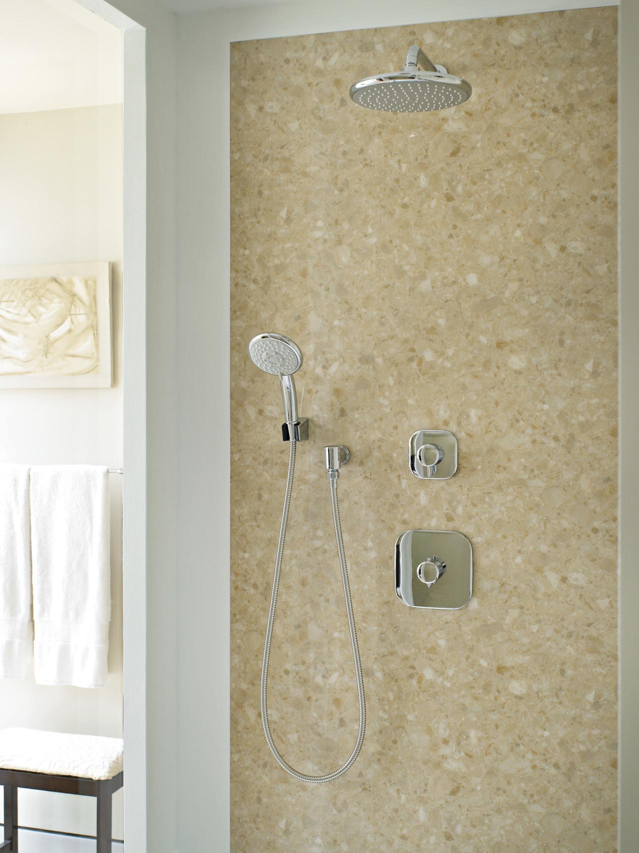 bathroom space planning | hgtv