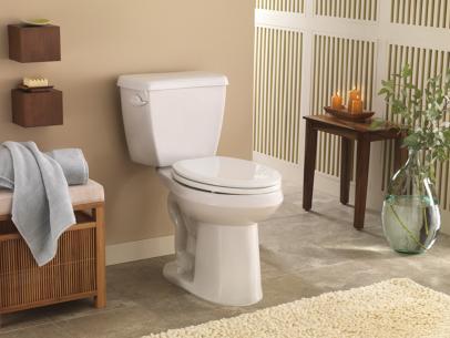 Best Bathroom Decor toilet bathroom : Tips for Buying a Toilet | HGTV