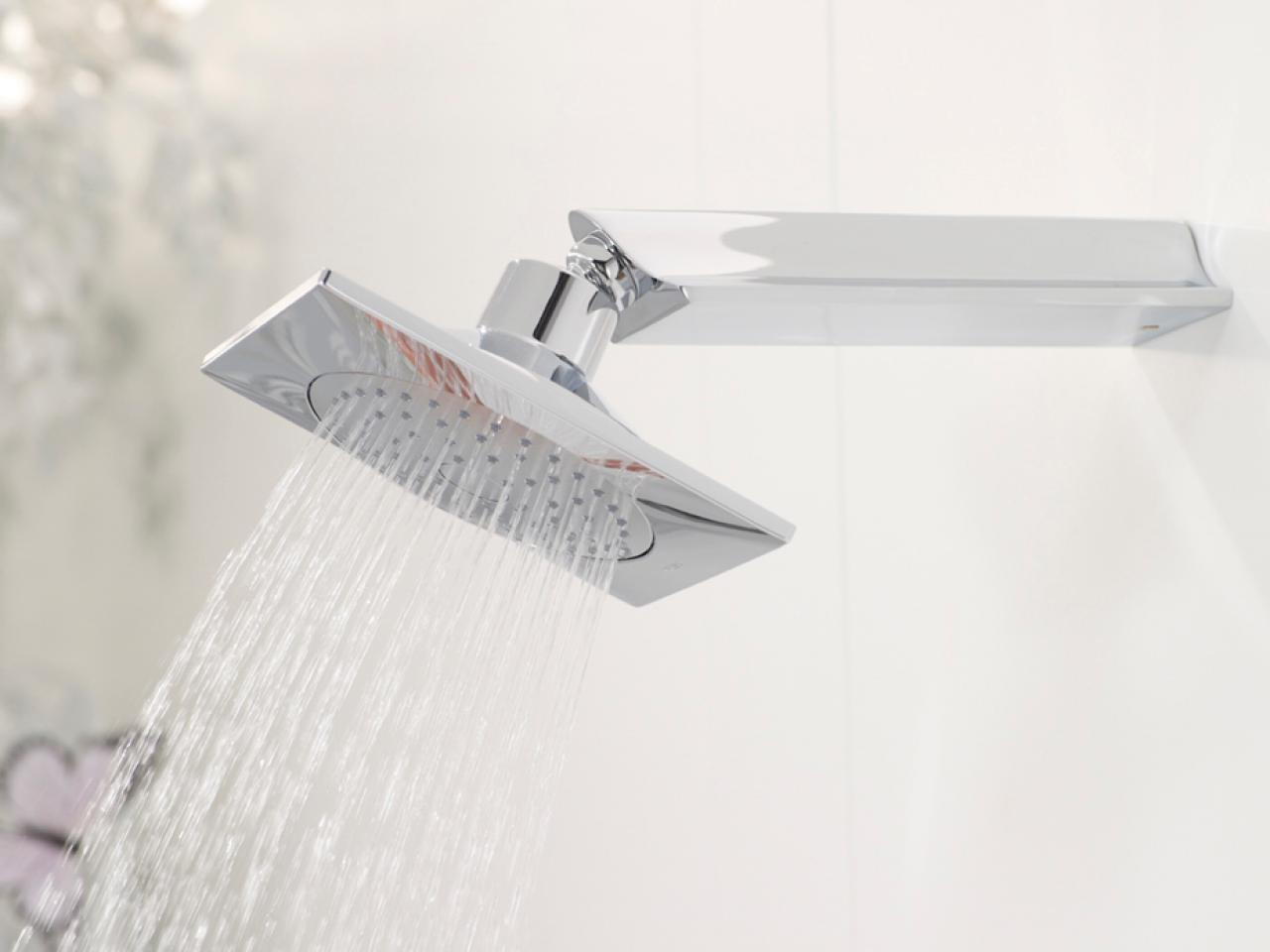 Bathroom showers head - Bathroom Shower Fixtures