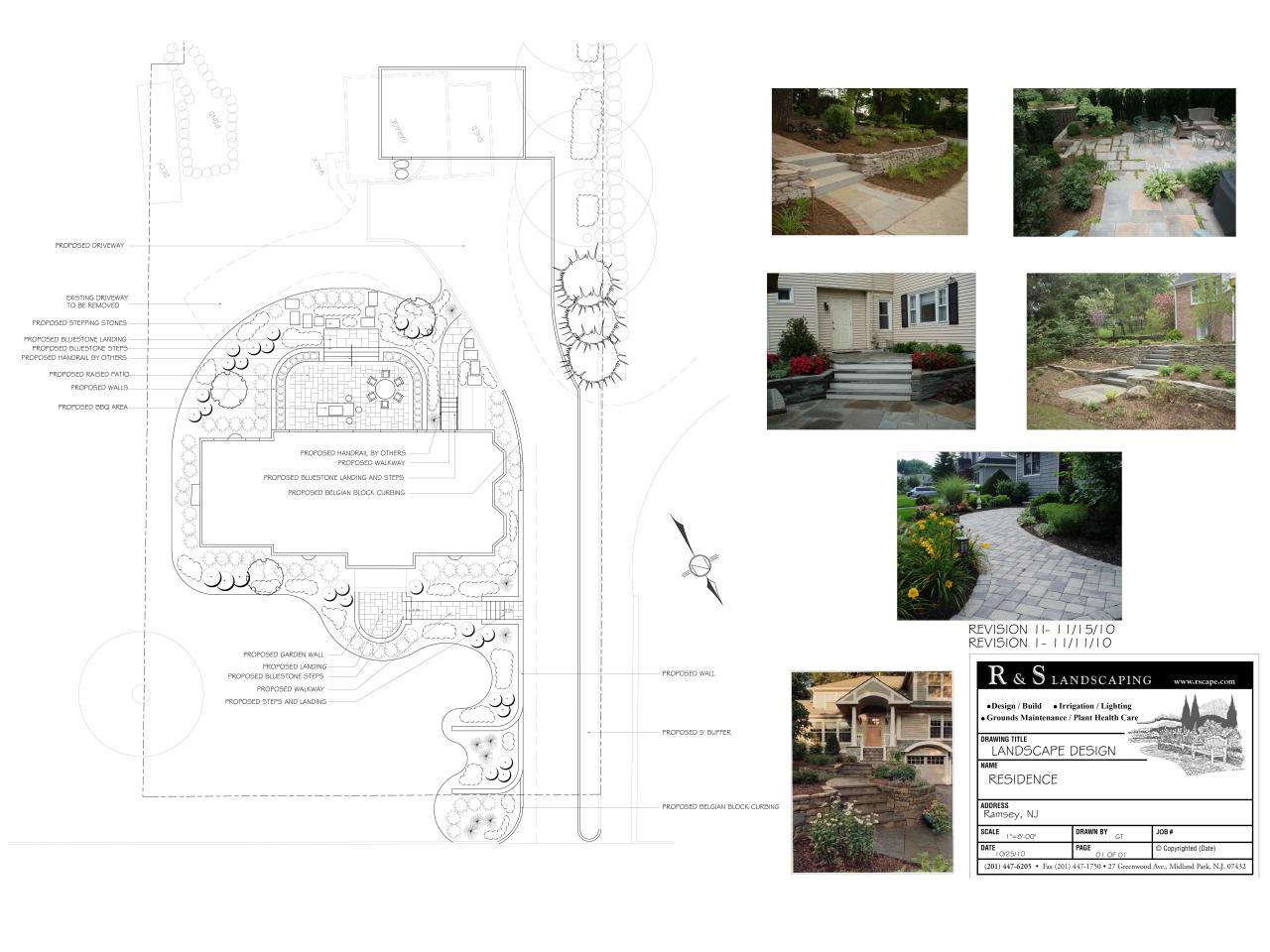 How to Plan a Landscape Design HGTV