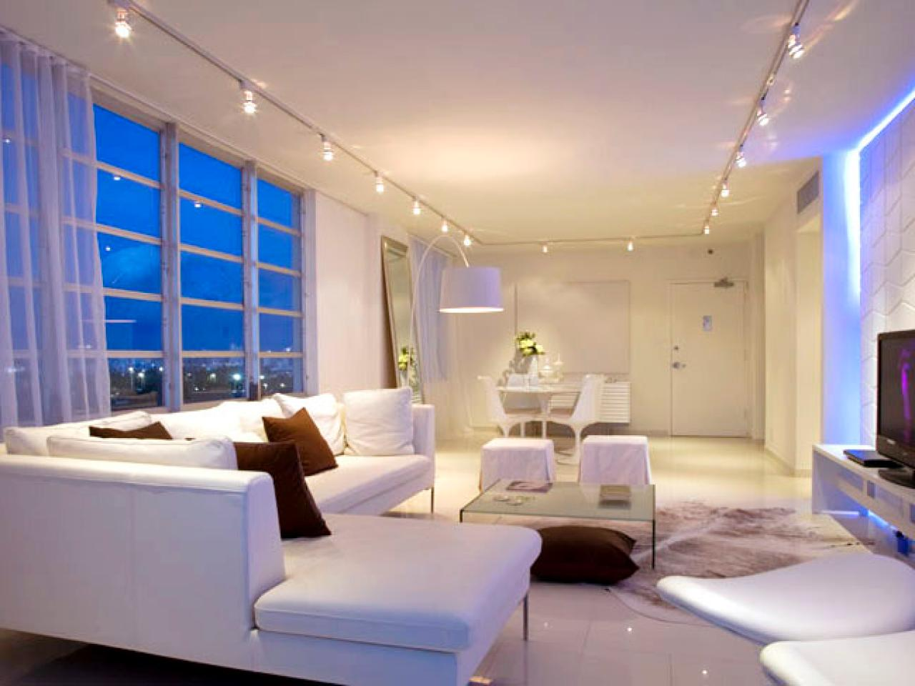 Living Room Lighting Tips | Home Remodeling - Ideas for Basements ...