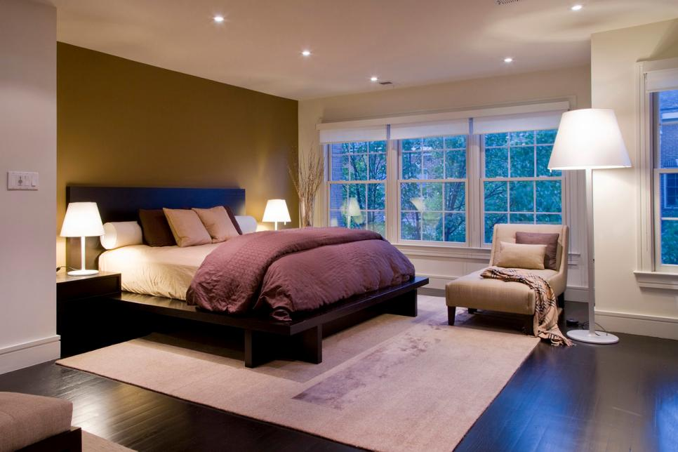 Bedroom Lighting Designs | HGTV