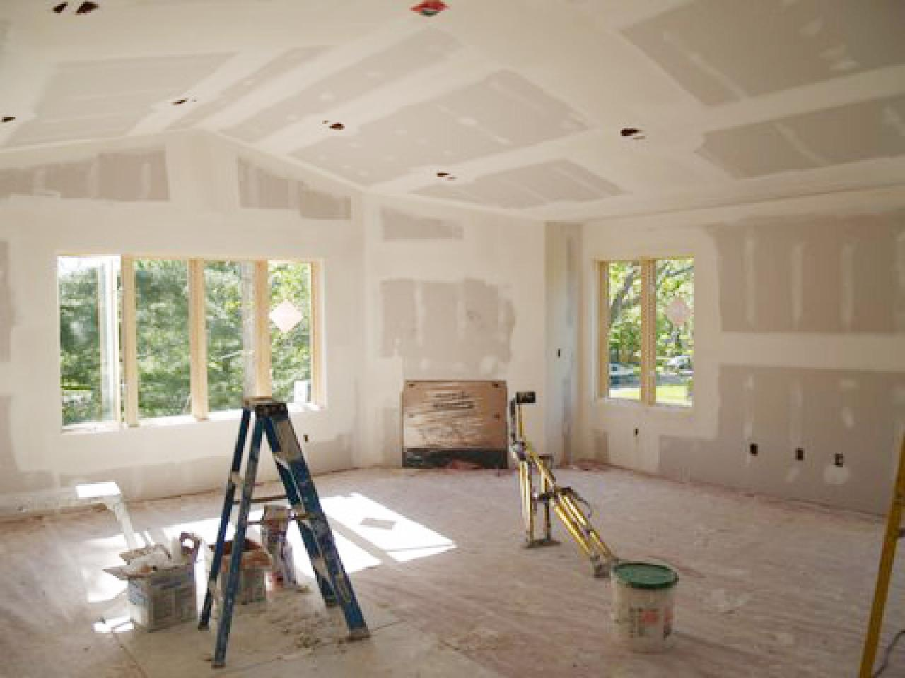 How to survive a home addition hgtv for Home expansion ideas