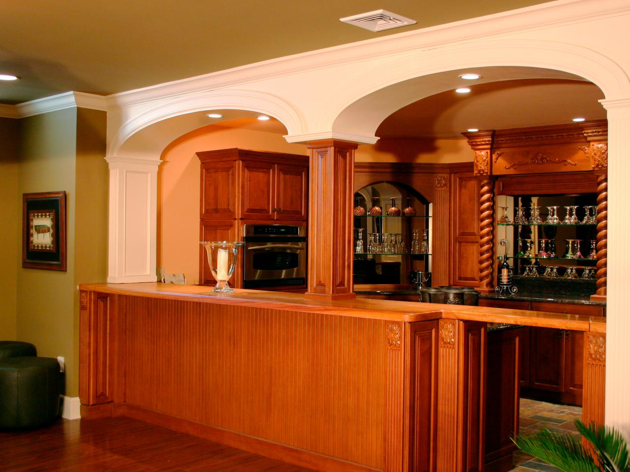 Finished Basement Bars Awesome Basement Bar Ideas And Designs Pictures Options & Tips  Hgtv Inspiration