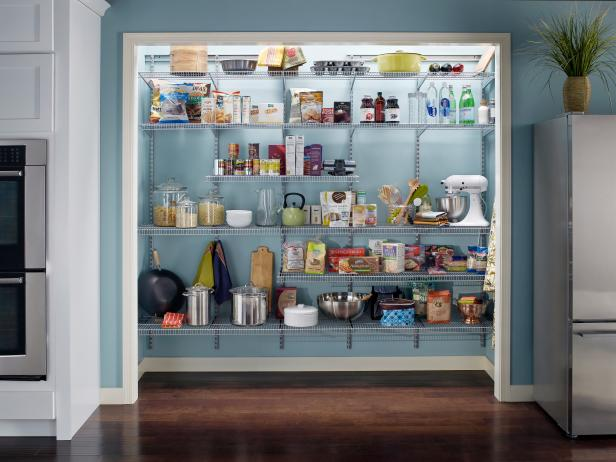 Kitchen Cupboard Organization Ideas