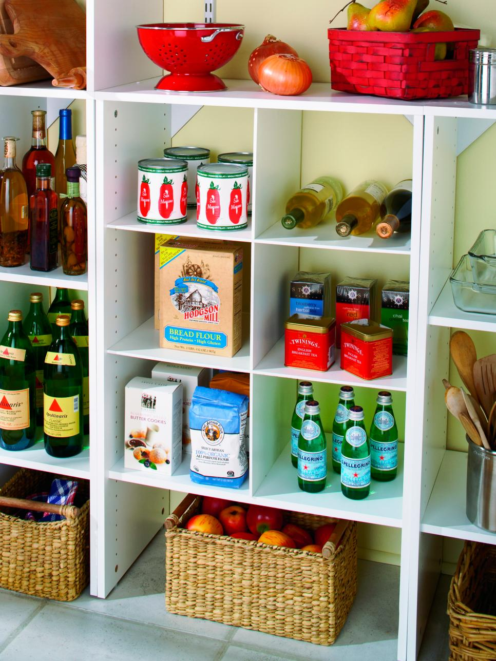 Pictures of Kitchen Pantry Options and Ideas for Efficient Storage ...