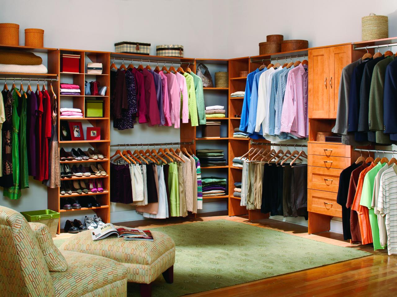 Top 3 Styles of Closets