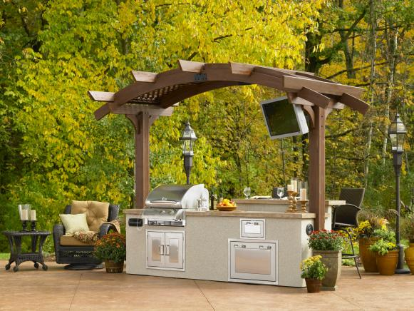Outdoor Great Room Sonoma Outdoor Kitchen
