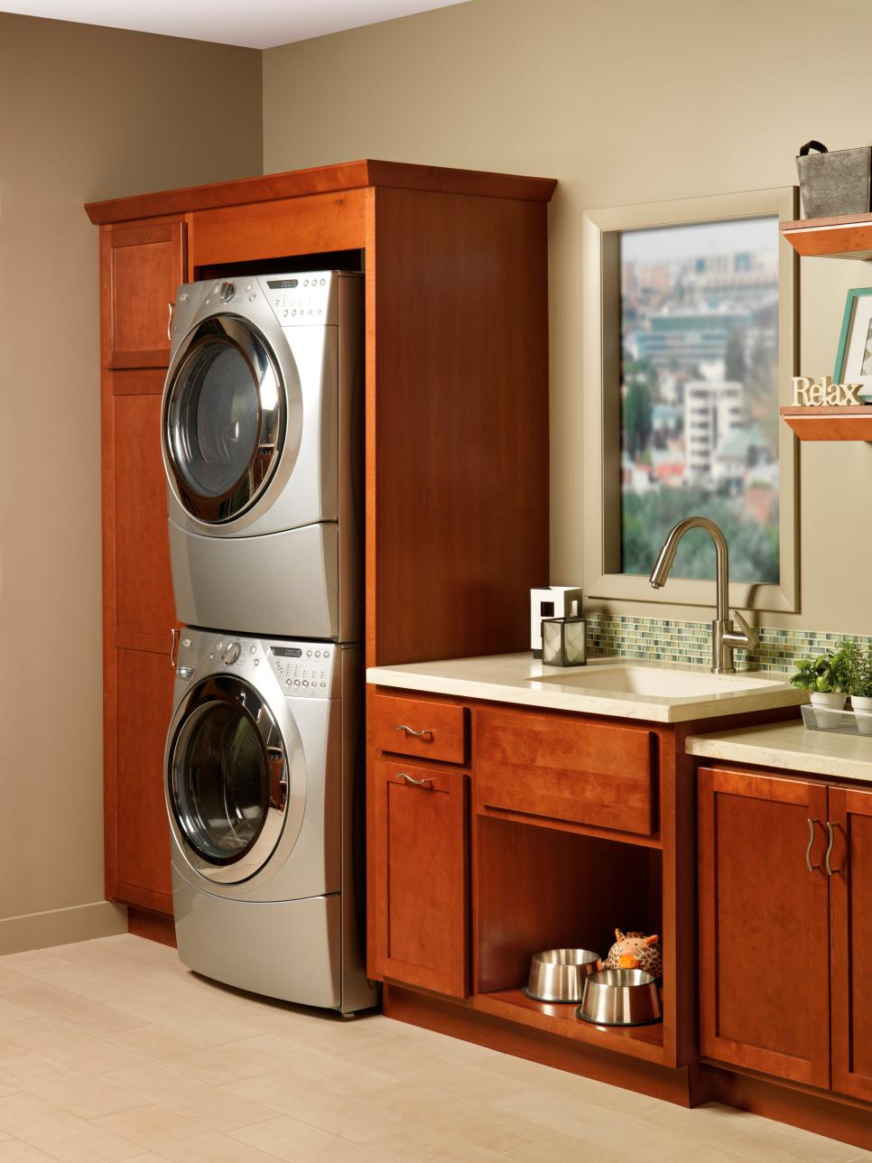 Laundry room design ideas hgtv Laundry room blueprints