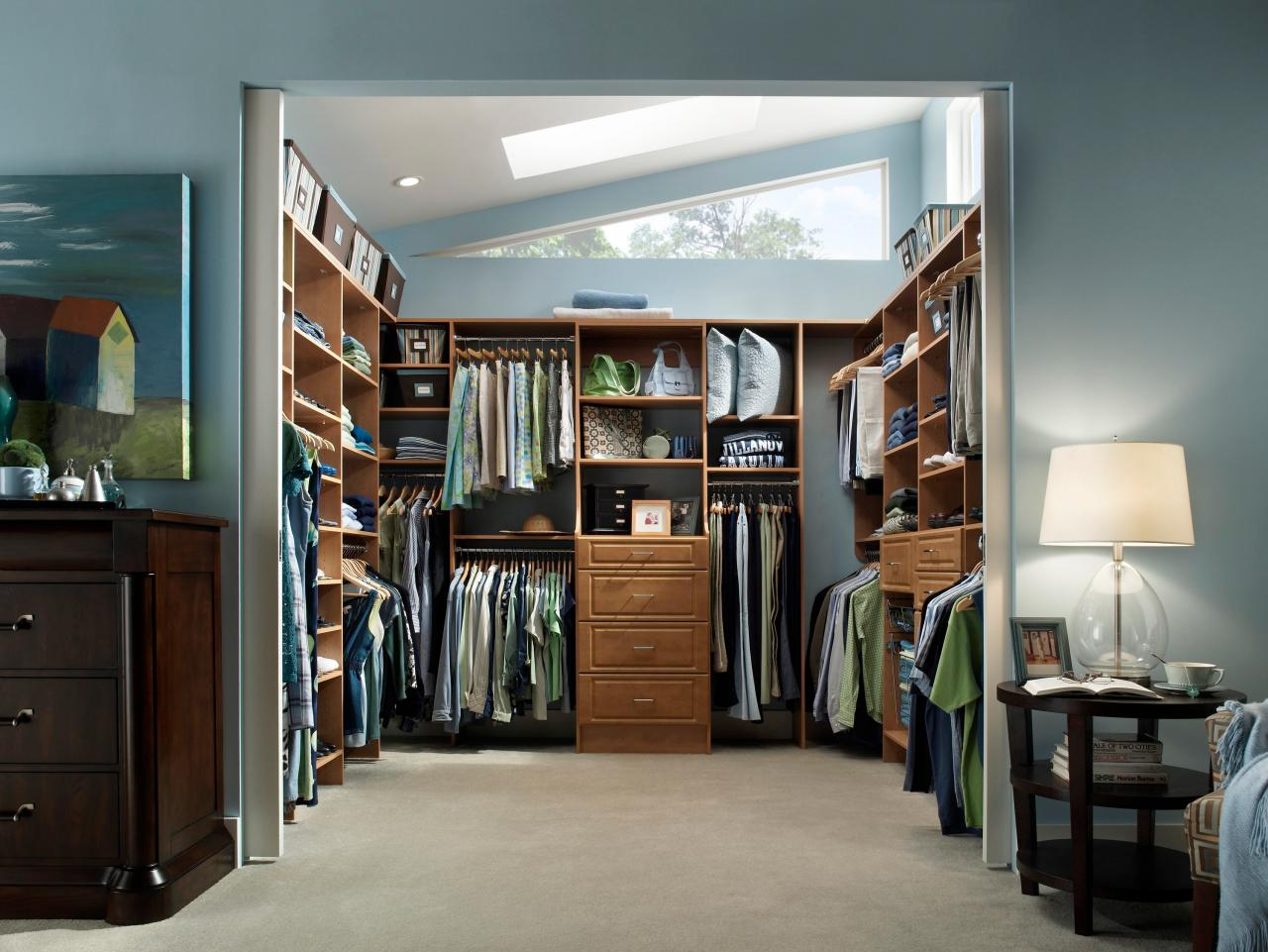 Master Closet Design Ideas 100 stylish and exciting walk in closet design ideas A Backdrop For Your Wardrobe